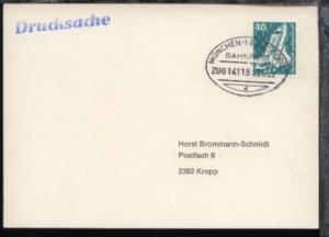 MÜNCHEN-HEIDELBERG d ZUG 14113 03.5.80 auf PK