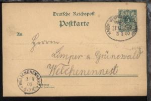 HAGEN (WESTFALEN)-BETZDORF ZUG 1269 3.1.00 auf GSK
