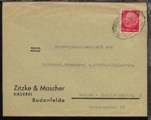 NORDHAUSEN-OTTBERGEN ZUG 293 27.8.36 auf Firmen-Bf.