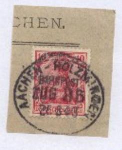 AACHEN-HOLZMINDEN ZUG 35 25.3.03 auf Bf.-Stück