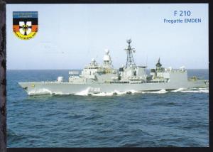 Bundesmarine Fregatte