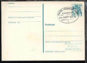 KASSEL-FRANKFURT (MAIN) g ZUG 14077 30.5.78 auf GSK