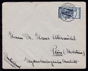 20 Jahre Tschechische Legionen 2 Kc auf Brief ab Prag 25.IV.35