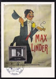 50 Jahre Filmarchiv Max Lindner auf Maximum-Karte