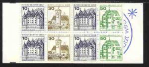 Burgen und Schlösser 1980