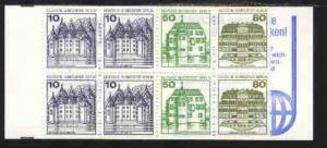 Burgen und Schlösser 1982