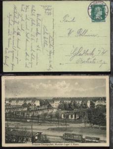 Munster OSt. MUNSTER (LAGER) *a 2.6.27 auf AK (Truppenübungsplatz Munster-Lager)