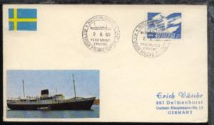 POSTED ON BOARD MS STELLA POLARIS CLIPPER LINE YEAR ROUND CRUISING 2.6.63