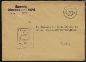Tarn-Stpl. 3.1.41 + Kopmmando-L3 + BfSt. M 00245 (1. Minensuch-Flottille)