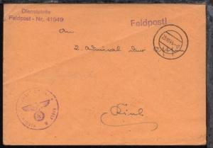 Tarn-Stpl. 25.10.44 + Dienststellen-L2 + BfSt. 41949 (22. Marine-Bordflak-