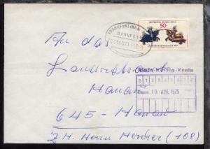 FRANKFURT(MAIN)-BASEL ZUG 14071 18.8.75 auf Bf.