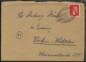 MÜNCHEN-KOCHEL a ZUG 01509 21.9.44 auf Bf.