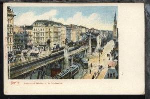 Berlin (Hochbahnhof Bülowstrasse)