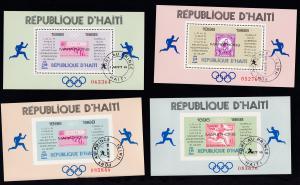 Marathonsieger der Olympischen Sommerspiele 1896-1968