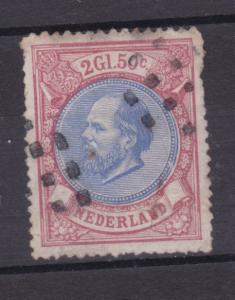 König Wilhelm III. 2 G. 50 C., Zähnungsmängel