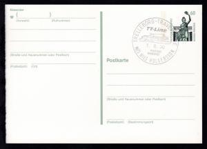 TRELLEBORG-TRAVEMÜNDE TT-Line POSTAD OMBORD M/S NILS HOLGERSSON 1.8.90