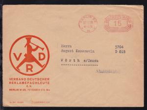 Berlin Postfreistempel BERLIN SW 11 * I 27.12.28 DEUTSCHES REICH (15)