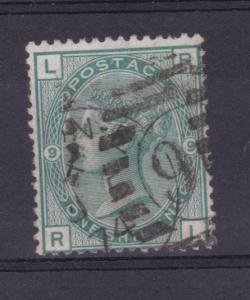 Königin Viktoria 1 Sh. Platte 9