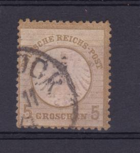 Adler mit kleinem Schild 5 Gr.