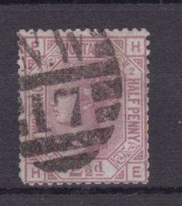 Königin Viktoria 2½ P. Platte 2