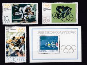 Olympische Sommerspiele Moskau 1980, **