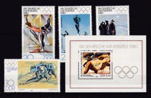 Olympische Winterspiele Lake Placid 1980, **