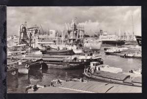 Kijkje in de Maashaven