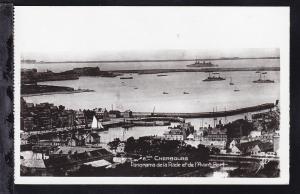 Cherbourg ( Panorama de la Rade et de l'Avant Port)