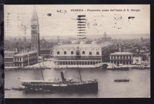 Venezia (Panorama preso dall 'Isola di S. Giorgio), 1924