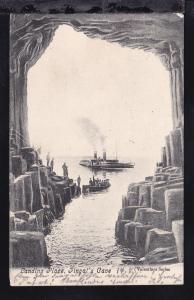 Landing Place Fingal's Cave, 1906
