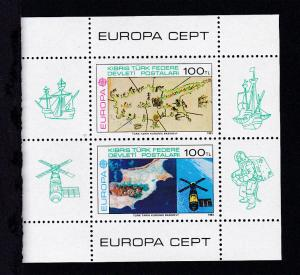 Europa 1983, Block **