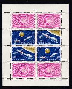 Amerikanisch-sowjetisches Raumfahrtunternehmen Apollo-Sojus, **
