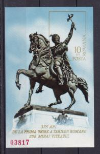 Reiterstandbild Michael der Tapfere, **