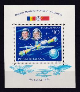 Gemeinsamer Weltraumflug UdSSR-Rumänien, Block **