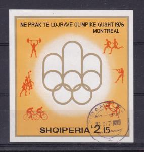 Olympische Sommerspiele Montreal 1976, Block