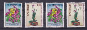 Internationaler Wettbewerb für Blumenbinderei Monte Carlo, ** + o
