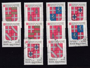 Wappen der Großmeister 1980, ** + o