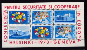 Europäische Sicherheitskonferenzen (KSZE), Helsinki und Genf , Block **