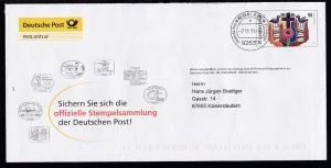 50 Jahre Adveniat Sichern Sie sich die offizielle Stempelsammlung der Deutschen