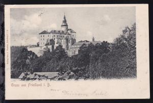 Gruss aus Friedland in Böhmen