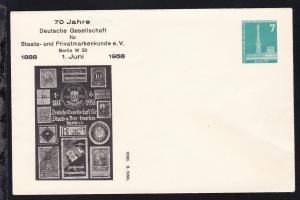 70 Jahre Deutsche Gesellschaft für Staats- und Privatmarkenkunde