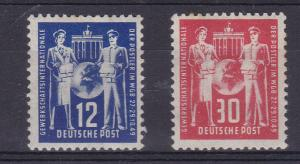 Postgewerkschaft *