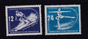 Erste Wintersportmeisterschaften der DDR **