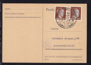 Beelitz K1 BEELITZ (MARK) STADT Seit 1860 Spargel Stadt an der Zauche 22.11.44