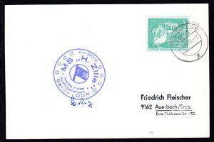 OSt. Eichwalde 3.9.77 + K1 An Bord MS