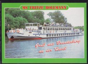 Weisse Flotte Brandenburg MS