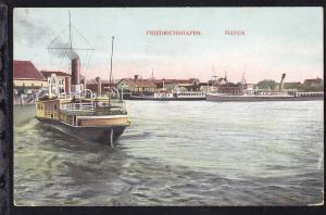 Friedrichshafen Hafen