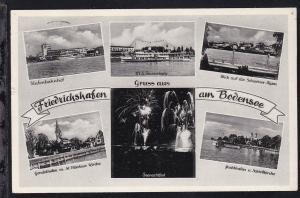 Gruss aus Friedrichshafen am Bodensee