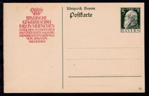 Bayrische Gewerbeschau in München 1912