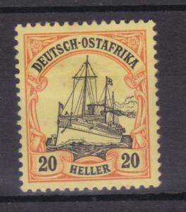 Kaiseryacht 20 Heller, *
